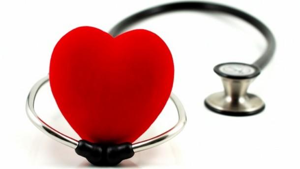 cholesterol heart image
